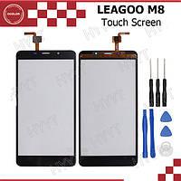 Тачскрины (сенсоры) Leagoo  M8 Grey