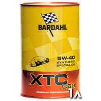 XTC C60 5W40 Премиум масло BARDAHL