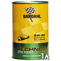 TECHNOS C60 5W40 EXCEED Премиум масло Bardahl