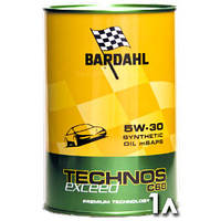 TECHNOS C60 5W30 Exceed, премиум масло Bardahl