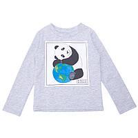 Свитшот Miracle Me серый Панда