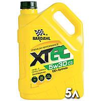 Моторное масло XTec 5w30 C3 синтетическое Bardahl