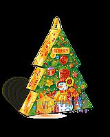Новогодний подарок Roshen №7 Новогодняя ёлка 444 г.