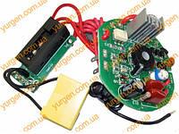 YurGen Блок электроники в сборе с выключателем для фена Интерскол ФЭ-2000.