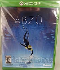 ABZU XBOX ONE