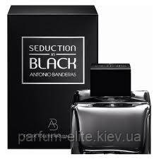 Мужская туалетная вода  Antonio  Banderas Seduction In Black 200ml