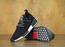 Мужские кроссовки AD NMD XR1 MMJ Mastermind Black. ТОП Реплика ААА класса., фото 3