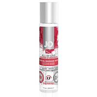 System JO Massage Glide Warming 30 ml - массажное масло с согревающим эффектом