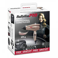 Профессиональный набор BaByliss PRO GOLD PINK PROFESSIONAL HAIRSTYLE BOX (P1036E)