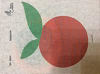 Набор для вышивки крестом А5 Апельсин ВА6004/1 Повна Скриня