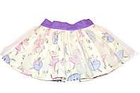 Детская пышная юбка , Пачка, «Мышка балерина »