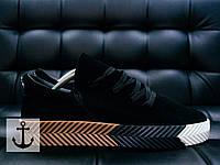 Мужские кроссовки Adidas Alexander Wang black
