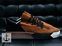Мужские кроссовки Adidas Alexander Wang brown