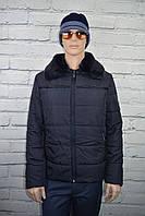 Куртка мужская зимняя прямая