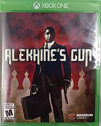 Alekhinrs Gun XBOX ONE