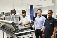 Центр технической поддержки профессионального аудио корпорации HARMAN в Британии