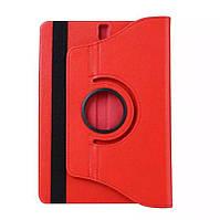 Кожаный чехол-книжка TTX (360 градусов) для Samsung Galaxy Tab S3 9.7 SM-T820 (Красный)