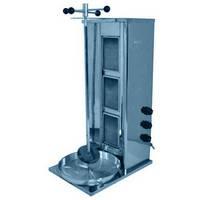 Шаурма газовая М075 (загрузка 40-50 кг) 3 горелки с газовым контроллером PIMAK (Турция)