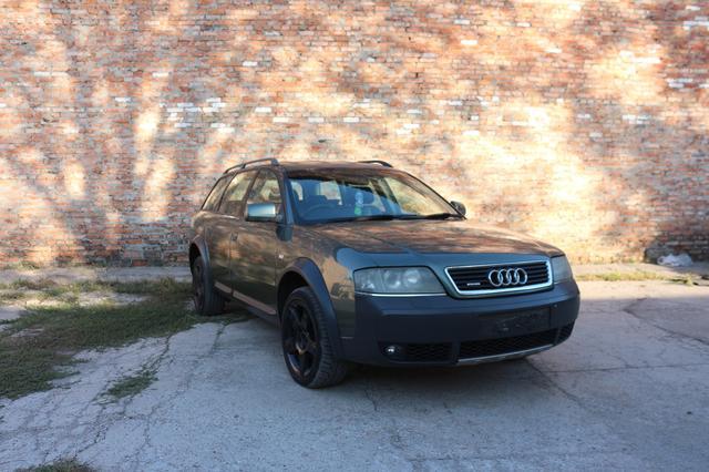 И еще одна Audi A6 C5 Allroad  2.5 tdi Quattro (AKE) МКПП 2003г 370т.км