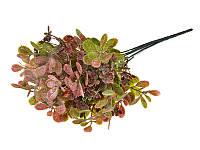 Самшит букет с цветами 32 см