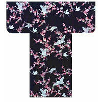 Женское кимоно (100% шелк)