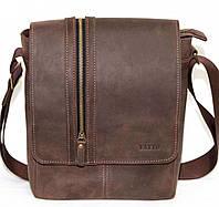 Мужская сумка через плечо VATTO MK28Kr450 коричневая