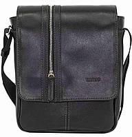 Мужская сумка через плечо VATTO MK28Кaz1 черная