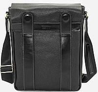 Мужская кожаная сумка VATTO Mk28.3Fl8Kaz1 черная