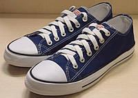 Кеды Converse All Star темно синие