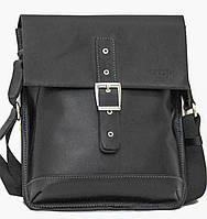 Мужская сумка через плечо VATTO MK29Кaz1 черная