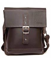 Мужская сумка через плечо VATTO MK29Кaz400 коричневая