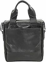 Мужская кожаная сумка VATTO Mk-33.2Kaz1 черная