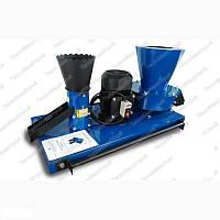 Гранулятор ГКМ-100+ (гранулятор комбикорма + зернодробилка/сенорезка/корморезка), 1.5 кВт