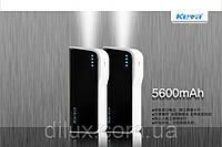Power Bank внешний аккумулятор компакт Keva Y019 5600mAh