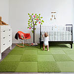 Как выбрать детский ковролин?