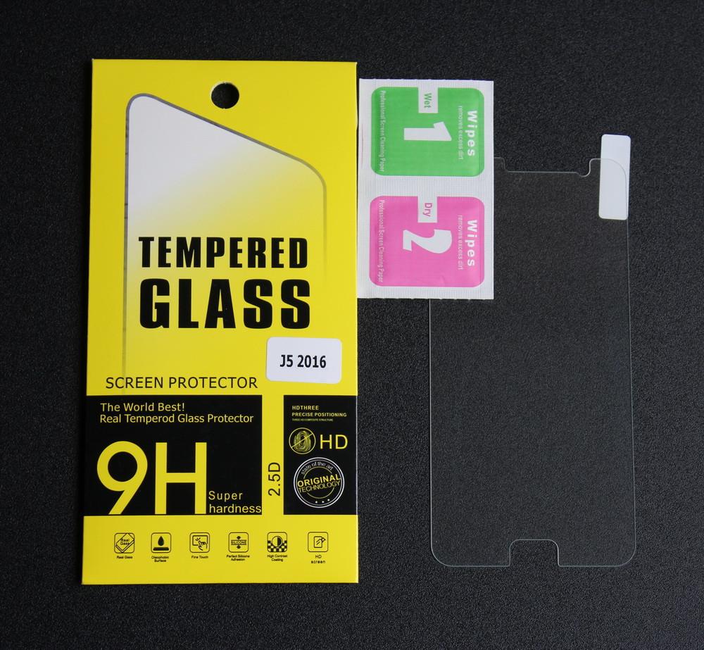 Защитное стекло для Samsung Galaxy J5 J510 2016