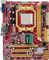 Плата под AMD SAM2 AM3 JetWAY M2A693-PLUS на DDR2 ! Понимает 2-4 ЯДЕРН ПРОЦЫ X2,X3,X4 до PHENOM II X4 945 Sam3