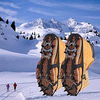 Ледоступы ледоходы на обувь для хождения по льду зимой!, фото 1