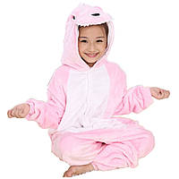 Кигуруми Динозавр розовый  Kigurumi