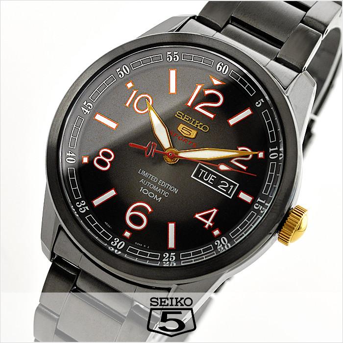 Часы Seiko 5 Sports SRP647K1 Automatic 4R36