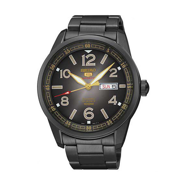 Часы Seiko 5 Sports SRP631K1 Automatic 4R36