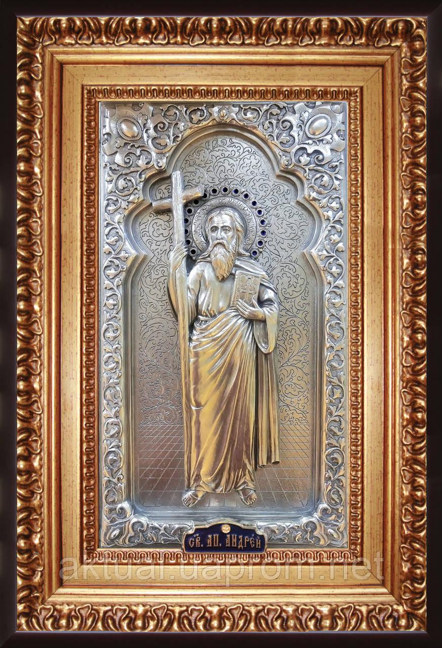 Святой апостол Андрей Первозванный ростовая икона