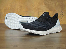 Мужские кроссовки Adidas Ultra Boost Collaboration Black/White , фото 3