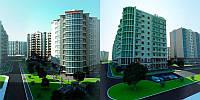 1 комнатная квартира улица Академика Сахарова, Одесса, фото 1