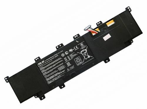 Батарея Asus F402, VivoBook X402, S300, S400C, S400E 7,4V 5136mAh Blac