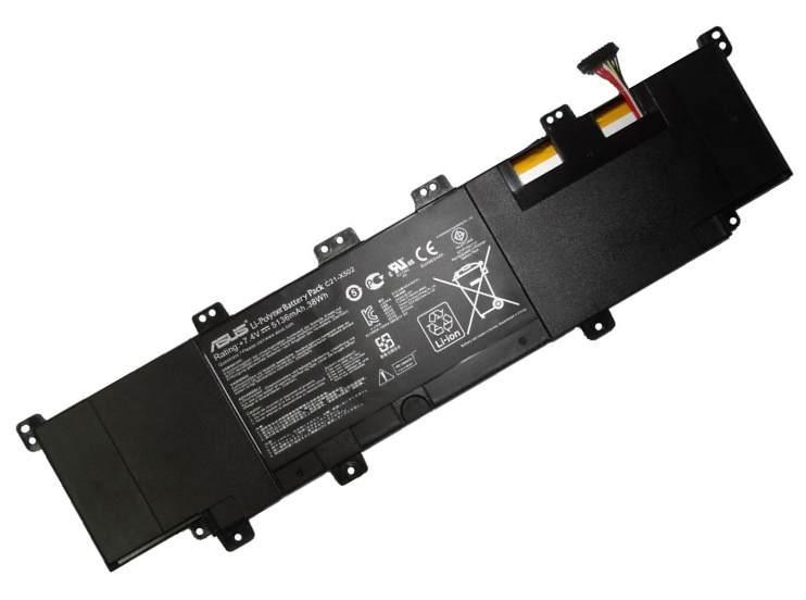 Батарея Asus X402, X402CA, VivoBook S300C, S300CA, S400C, S400CA, S400