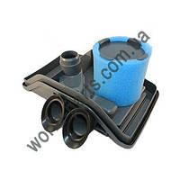 Крышка аква-фильтра с фильтрами для пылесоса Zelmer 11011699