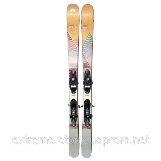 Лыжи Scott Neo 156 см + крепления Salomon C609