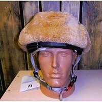 Шлем Vuarnet SKIN HELMET коричневый 57-58