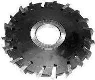 Фреза дисковая 3-я 125х20х32 вставные ножи Р6М5 ГОСТ 1669 СССР